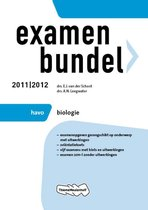 Examenbundel 2011/2012  - Biologie HAVO