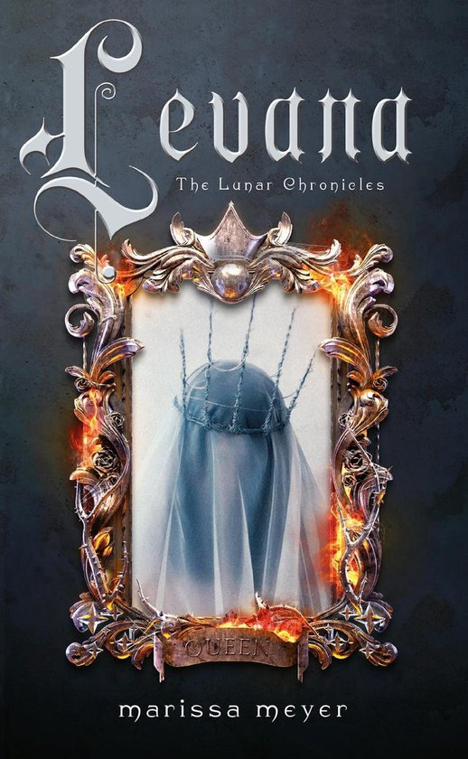 The Lunar Chronicles 3,5 - Levana - Marissa Meyer |