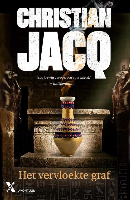 Het vervloekte graf - Christian Jacq |