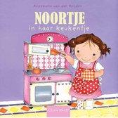Noortje  -   Noortje in haar keukentje