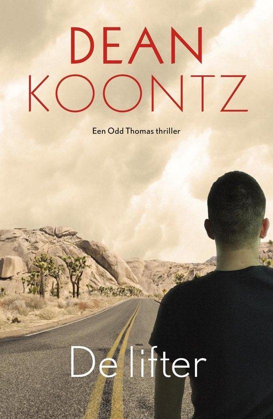 Cover van het boek 'De lifter' van Dean R. Koontz