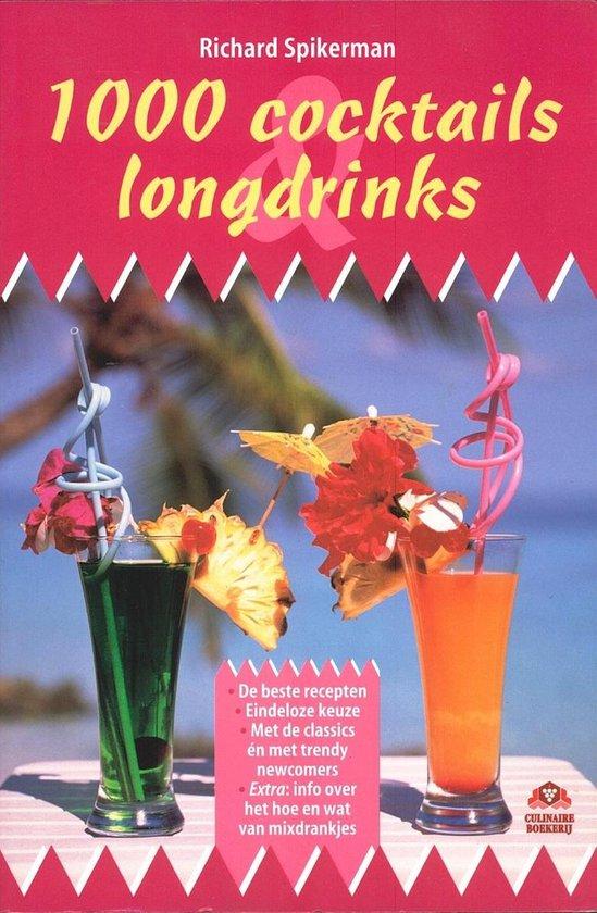 Duizend cocktails en longdrinks - Spikerman |