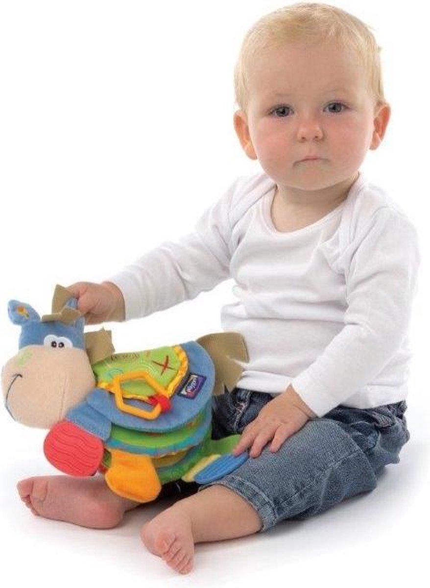 Playgro 0101146 babytextielboekje - Playgro