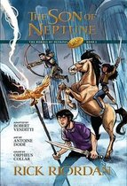 The Heroes of Olympus, Book Two, the Son of Neptune
