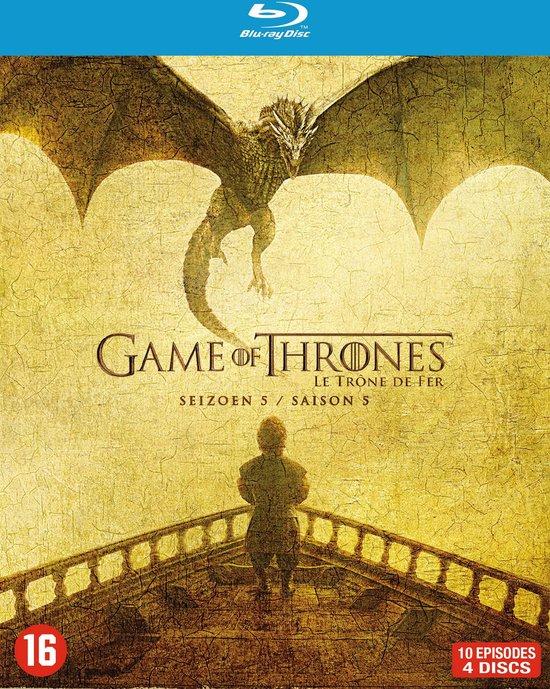 Game of Thrones - Seizoen 5 Exclusive bol.com Edition (Blu-ray)