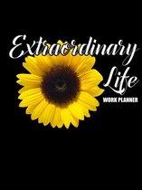 Extraordinary Life Work Planner