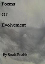 Omslag Poems of Evolvement