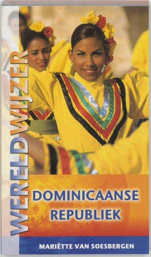 Wereldwijzer reisgids Dominicaanse republiek