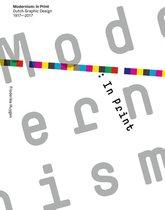 Modernism - In Print Dutch Graphic Design 1917-2017