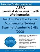 Aepa Essential Academic Skills Mathematics