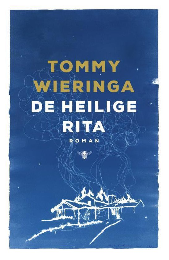 De heilige Rita - Tommy Wieringa |
