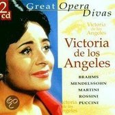 Great Opera Divas: Victoria de los Angeles