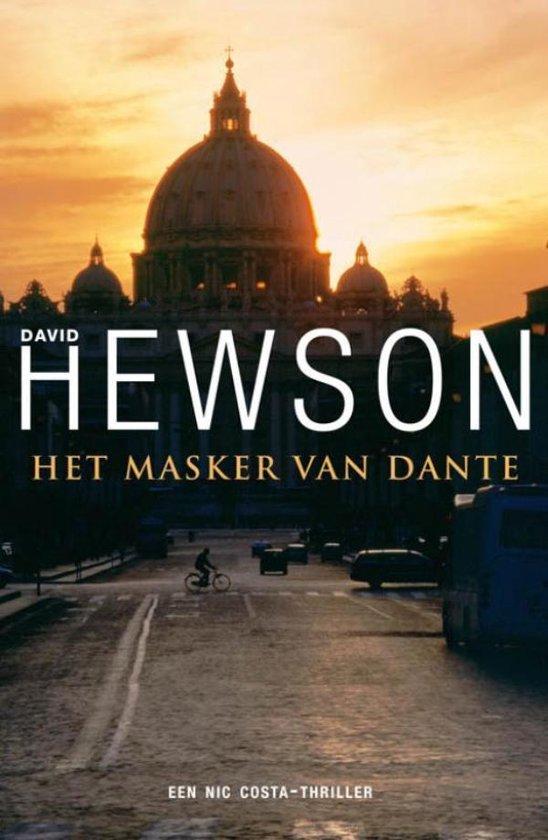 Het masker van Dante - David Hewson |
