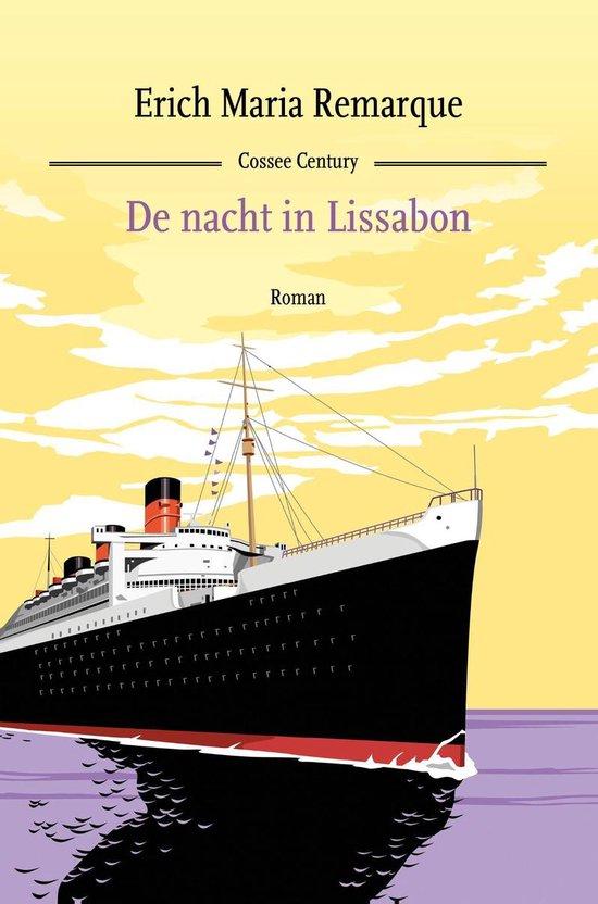 De nacht in Lissabon - Erich Maria Remarque pdf epub