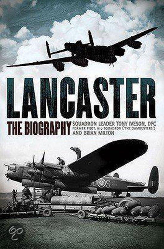 Boek cover Lancaster van Tony Iveson (Hardcover)