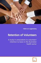 Retention of Volunteers