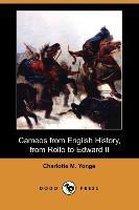 Cameos from English History, from Rollo to Edward II (Dodo Press)