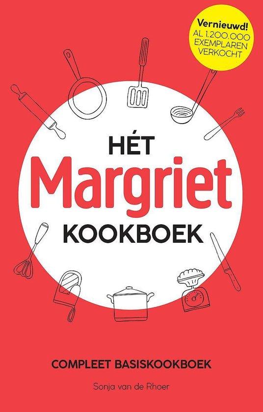 Hét Margriet kookboek - Sonja van de Rhoer |