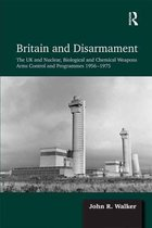 Omslag Britain and Disarmament
