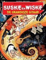 """""""Suske en Wiske  - De grandioze gitaar (scenario Guus meeuwis)"""""""