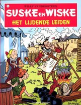 """""""Suske en Wiske 314  - Het lijdende Leiden"""""""