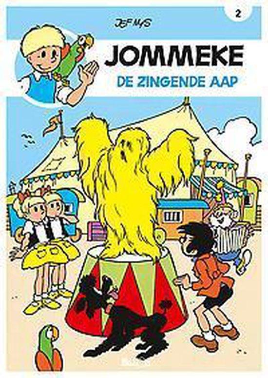 Jommeke 002. de zingende aap - Jef Nys pdf epub