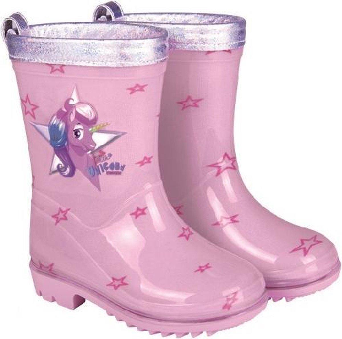 | Perletti Regenlaarzen Unicorn Maat 24 25