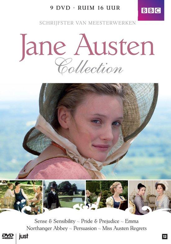 Cover van de film 'Jane Austen Collection Box'