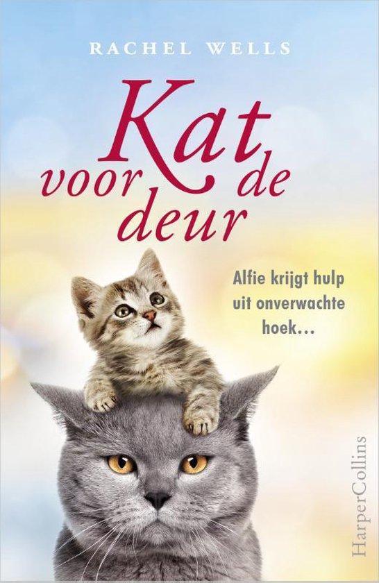Kat voor de deur - Rachel Wells | Readingchampions.org.uk