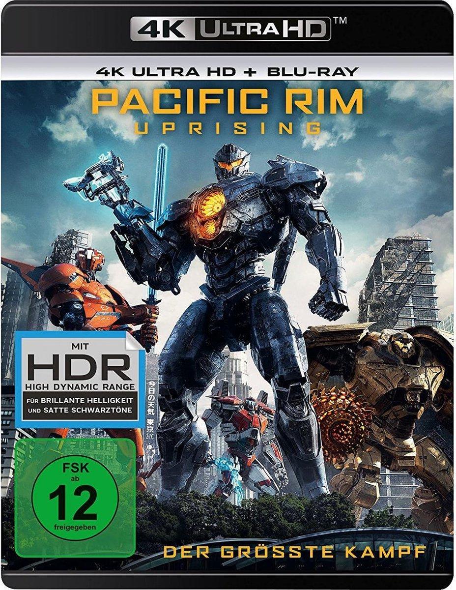 Pacific Rim: Uprising (Ultra HD Blu-ray & Blu-ray)-