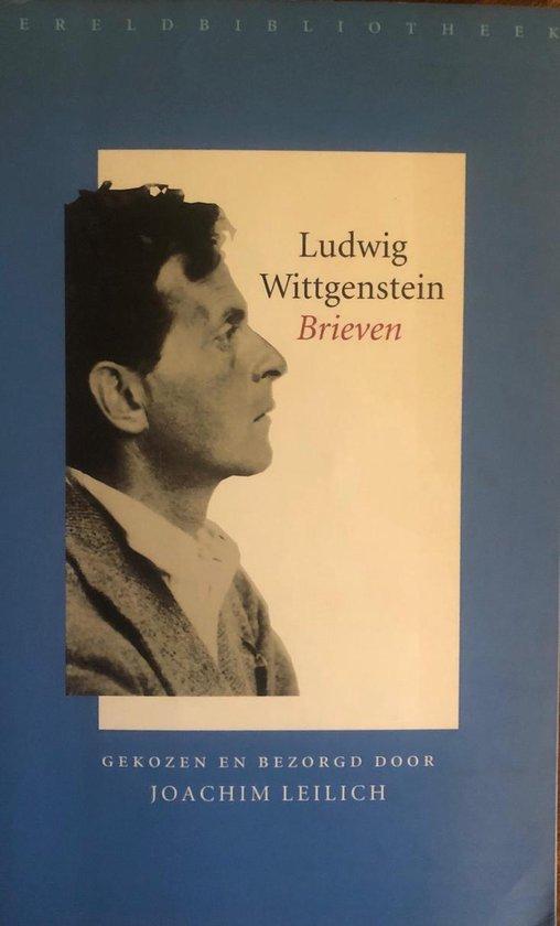 Boek cover Brieven van Ludwig Wittgenstein (Onbekend)