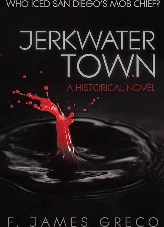 Omslag van Jerkwater Town