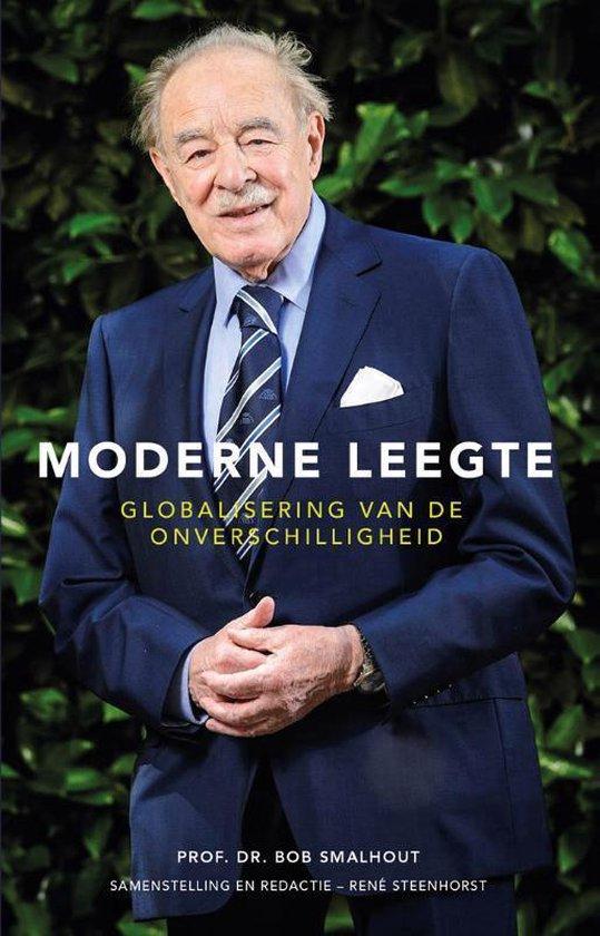 Boek cover Moderne leegte van Bob Smalhout (Paperback)