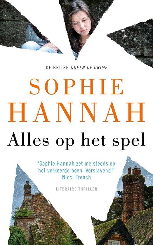 Alles op het spel - Sophie Hannah | Fthsonline.com