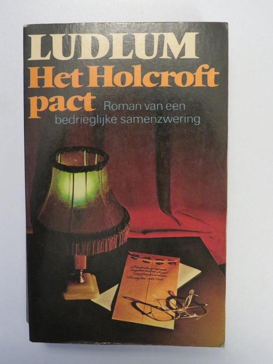 Holcroft pact - Robert Ludlum pdf epub