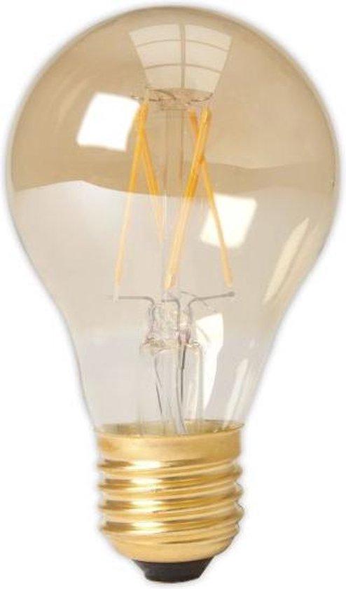 Bol Com Calex Led Lamp 4w 29w E27 310lm Gold Dimbaar 2 Stuks