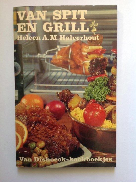 Van split en grill - Heleen A.M. Halverhout  