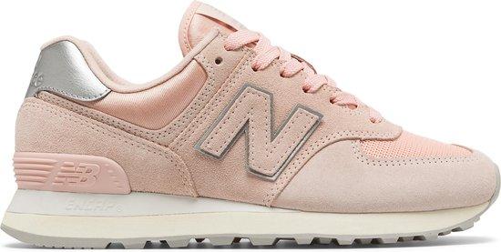 New Balance 574 Sneakers Dames - Pink - Maat 37