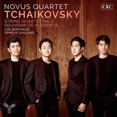 Tchaikovsky / String Quartet No. 1