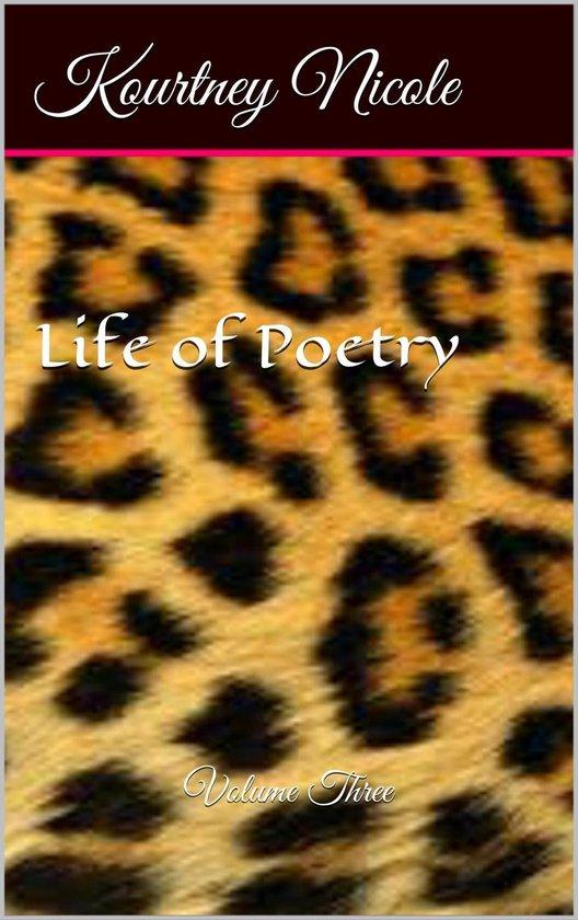 Omslag van Life of Poetry Volume 3