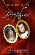 Boek cover Joséphine. De vrouw van Napoleon Bonaparte van Heather Webb
