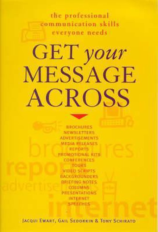 Get Your Message Across