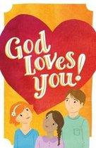 God Loves You! (Pack of 25)