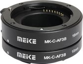 Basic Auto Focus Macro Extension Tube Canon M / Meike MK-C-AF3B