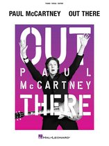 Boek cover Paul McCartney - Out There Tour Songbook van Paul McCartney