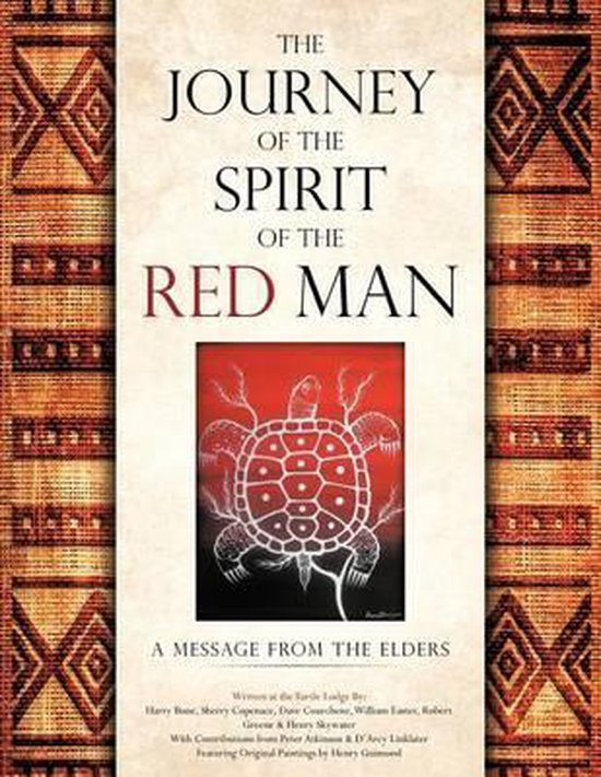 Afbeelding van The Journey of the Spirit of the Red Man