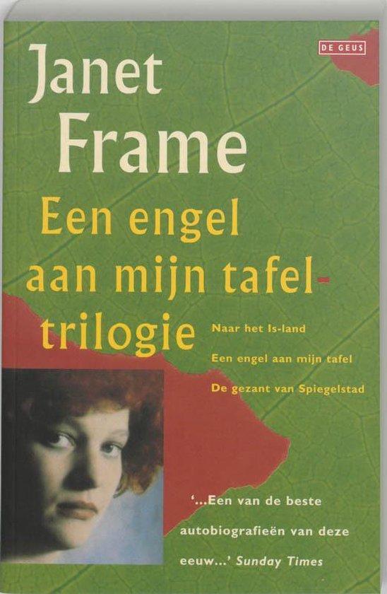 Een engel aan mijn tafel - Janet Frame |