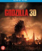 Godzilla - (2014) (3D & 2D Blu-ray)