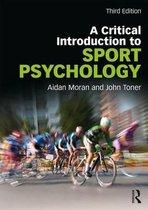 Boek cover A Critical Introduction to Sport Psychology van Aidan Moran (Paperback)
