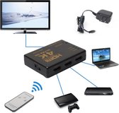 HDMI switch 3 poort 3D 4K Full HD ultra ultraHD